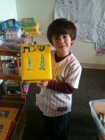 Sharing our Shabbat Boxes!