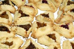 Nosh some Hamantashen